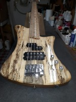 Spalted Maple top   Pascal PROUST