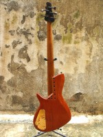 Ovangokol Bass   Alfa Guitars, Camel Bass
