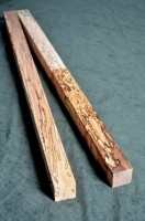 8. Spalted maple