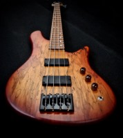 Spalted Maple top   Tifaine Gallucci