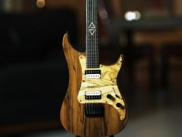 Spalted Walnut    Alex Andrini