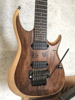 Duo Lutherie   Spalted Walnut