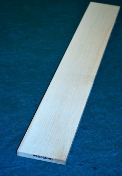 Maple Fretboard blanks