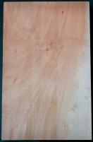 Red Willow 1pc body blanks