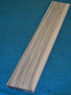 Walnut Fingerboard Blank  5A