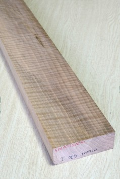 Walnut Neck I QS  flamed 5A